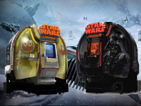 Star Wars Battle Pod Home Version