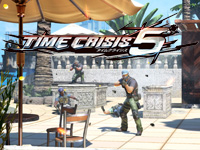 First info about Time Crisis 5