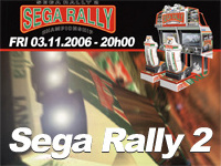 Sega Rally 2 tournament