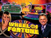 The Wheel of Fortune pinball