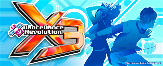 DanceDanceRevolution X3 VS 2ndMIX Ddrx3_logo