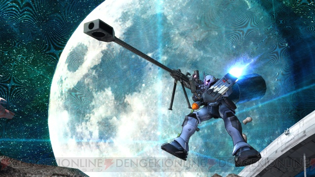 Mobile Suit Gundam Extreme Vs. Gundamvs03