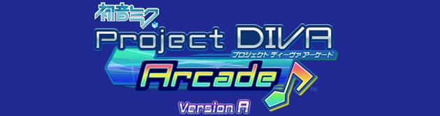 Hatsune Miku Project DIVA Arcade Miku_vera_logo