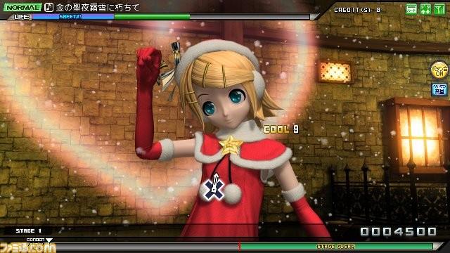 Hatsune Miku Project DIVA Arcade Miku_xmas_18