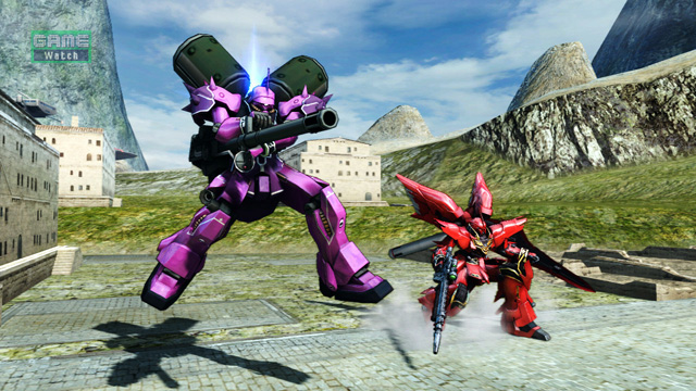 Mobile Suit Gundam Extreme Vs. Msge06