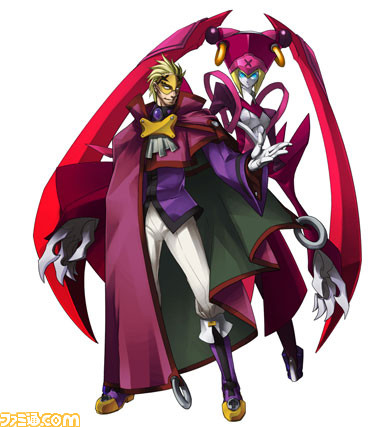 BlazBlue Continuum Shift II Relius_04