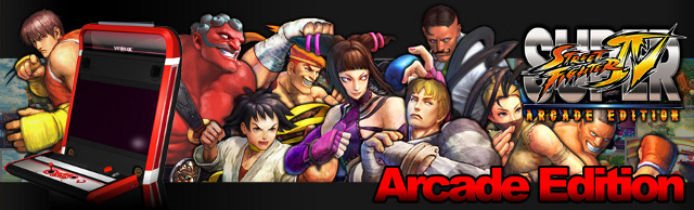 Super Street Fighter IV - Arcade Edition Ssfiv