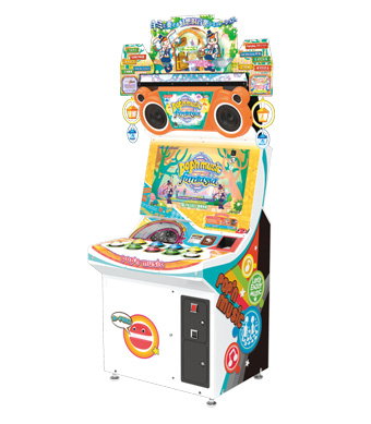 pop'n music 20 Fantasia Pop20_cab