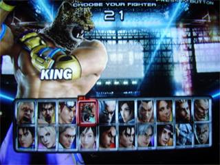 Arcade Belgium Tekken 5 Review En